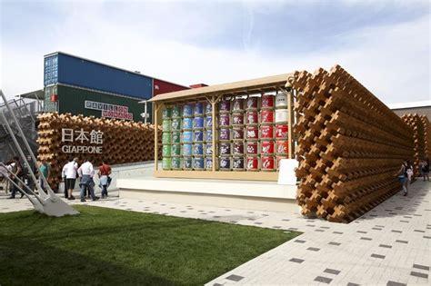 Pavillon Japan by Le Japon 224 L Exposition Universelle De Milan Japon Infos