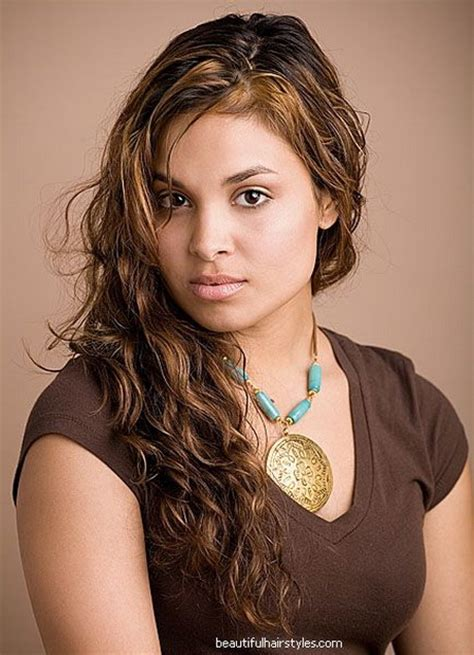 what a good hair color for hispanic women hairstyles for hispanic women