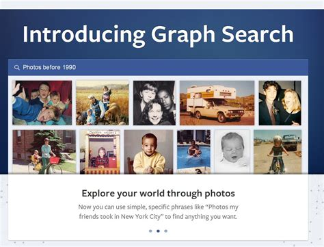 Search For On Is Graph Search A New Privacy Headache The Drum