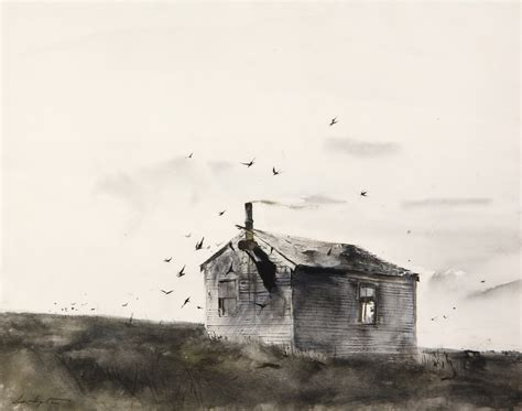 What Is A Split Bedroom thomaston place sees 138 000 for andrew wyeth watercolor
