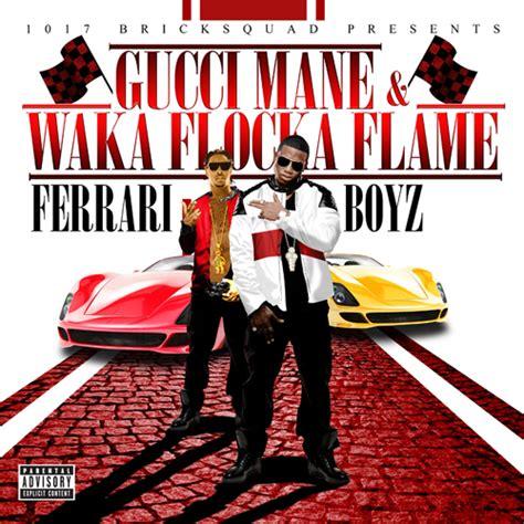 gucci mane waka flocka boyz album cover