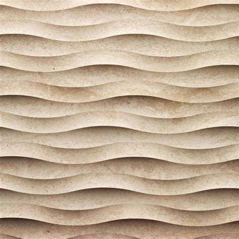 textured wall tiles 3d surfaces wall panel come with wavy pattern with sand