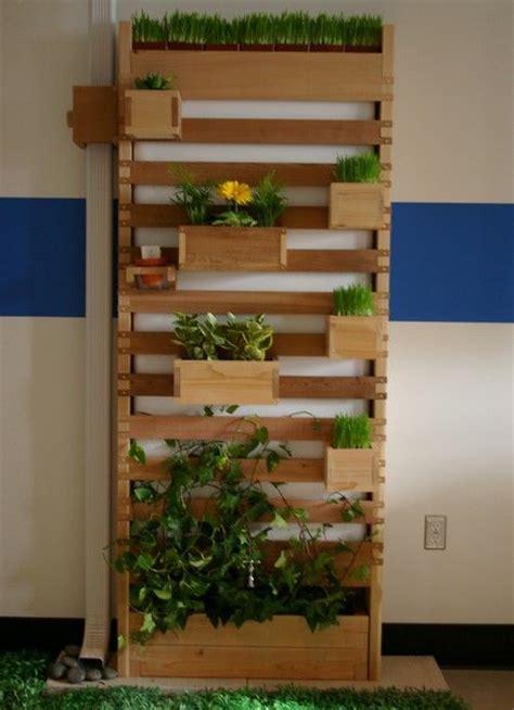 Indoor Vertical Herb Garden Student Designs Rainwater Harvesting Vertical Garden