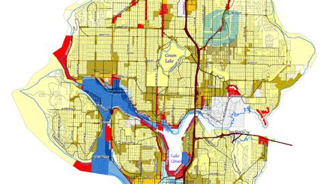 seattle zoning map seattle zoning map my