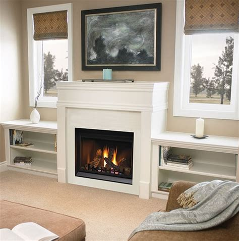 Napolian Fireplace by Propane Fireplaces Napoleon Fireplace Gas