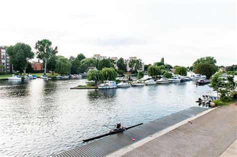 river thames kingston fishing kingston trails trails river thames ramble