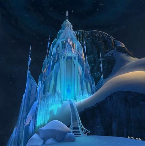 elsa s 22 best queen elsa s ice castle images on pinterest