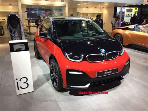 car bmw 2018 2018 auto expo bmw i3s electric small car introduced
