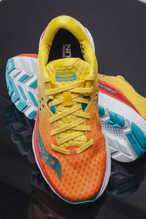 Saucony Kinvara 8 Second why the new saucony kinvara is the fastest and most
