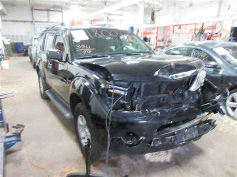 2008 nissan pathfinder parts parting out 2008 nissan pathfinder stock 180032 tom