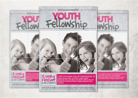38 Best Youth Ministry Flyer Ideas Images On Pinterest Youth Ministry Template