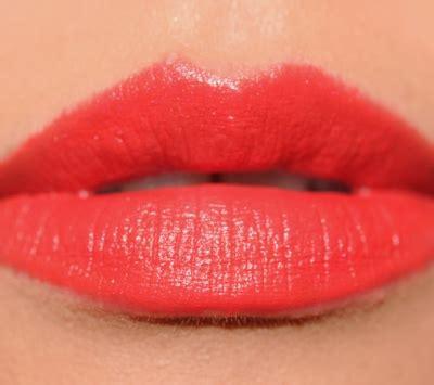 Poppy Satin Lip Crayon estee lauder covetous furious neon azalea