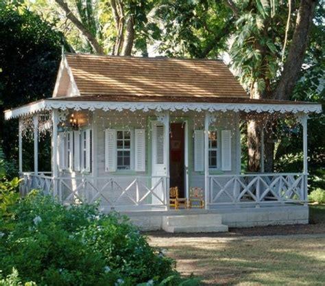 sweet southern style tiny veranda little homes