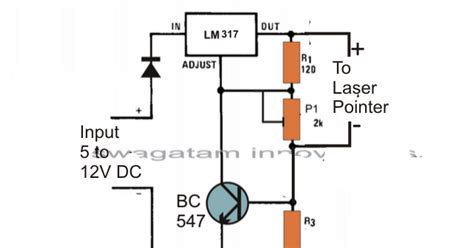 laser diode voltage current laser diode driver circuit current controlled circuit