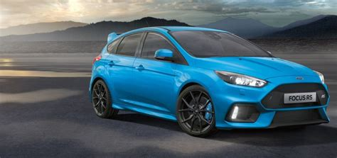 Ford Focus Giveaway - ford giving away a 2017 focus rs ford authority