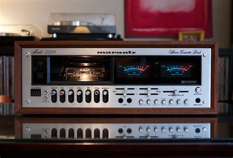 marantz cassette marantz 5220 cassette deck marantz s penchant for