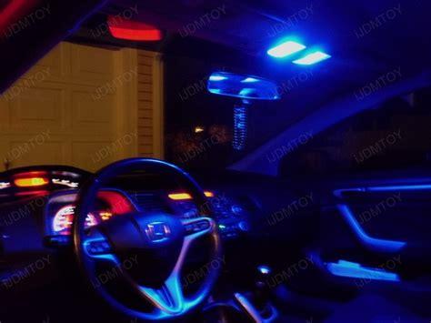Honda Civic Interior Illumination by 2007 Honda Civic Si With Fantastic Led Interior Lights