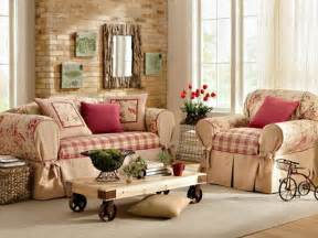 a potpourri of cottage style living rooms living