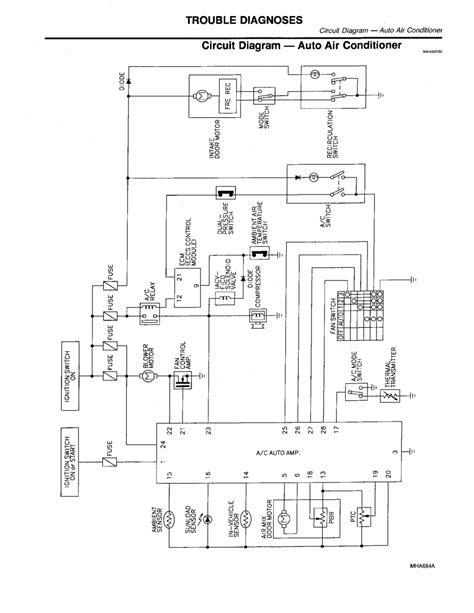 automotive air conditioning repair 1998 nissan maxima lane departure warning repair guides heating ventilation air conditioning 1998 automatic air conditioner