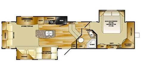 rushmore rv floor plans 2012 crossroads rushmore rf39sb comparison compare trailers