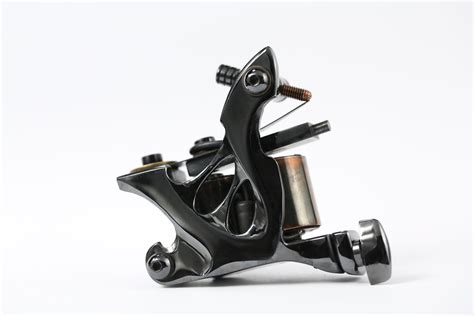 Tattoo Machine Europe | limited edition shader tattoo machine victor portugal