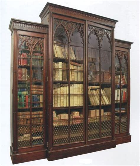 exciting antique bookcase pickndecor