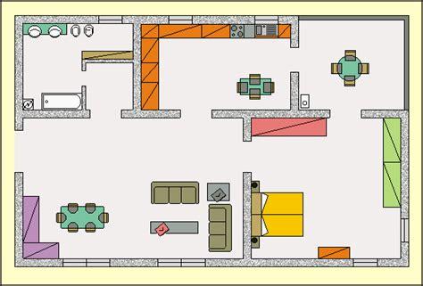 come disegnare un appartamento l impianto elettrico nell appartamento