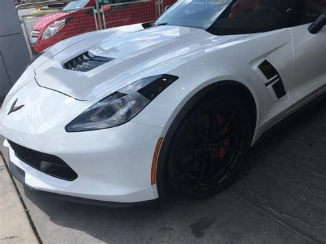 corvette delivery dispatch with national corvette seller