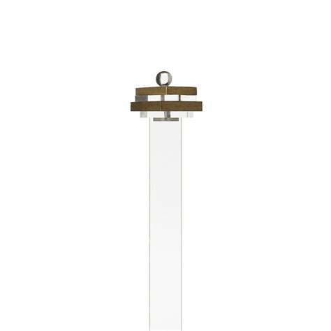 perspex curtain pole clear square perspex pole 50mm f229 mckinney co