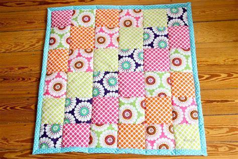 Patchwork Decke übergröße by Baby Patchworkdecke Pech Schwefel