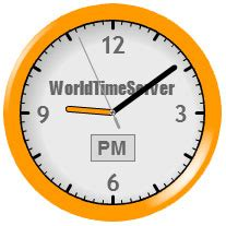 Offical Time by Current Local Time In India