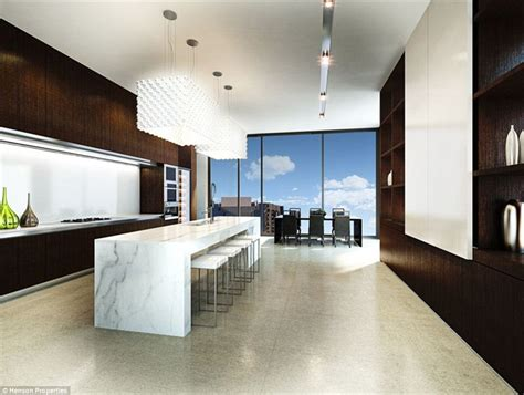 sydney s luxury penthouse apartment australia penthouse overlooking sydney on the market for