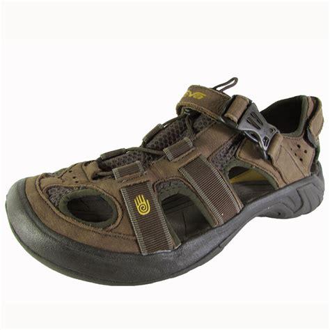 teva athletic shoes teva mens omnium closed toe athletic sandal shoes ebay