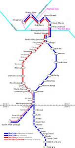 list of pittsburgh light rail stations