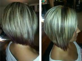 photos of the back of angled bob haircuts 20 highlighted bob hairstyles bob hairstyles 2017