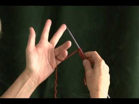 continental knitting how to hold yarn holding the yarn for continental knitting
