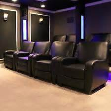 Theatres With Reclining Chairs by Theater Seats Ebay