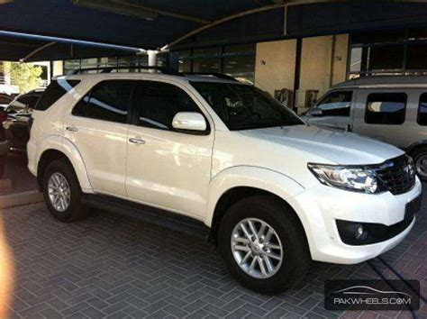 Toyota Trd For Sale Used Toyota Fortuner Trd Sportivo 2015 Car For Sale In