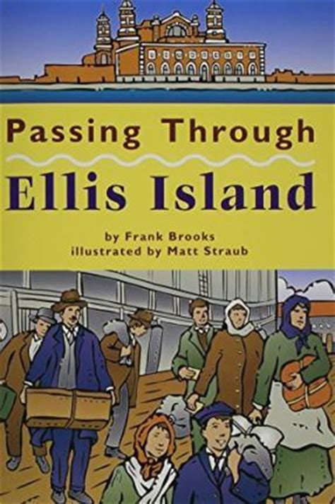 passing through books comprehension power readers passing through ellis island