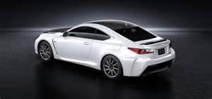 Lexus Coupe 2014 Lexus Rc F Coupe Revealed Naias 2014
