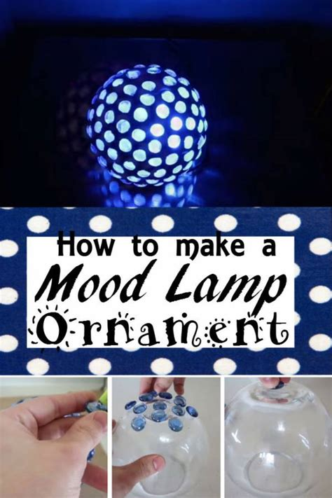 diy mood l ornament creatively set the ambiance in