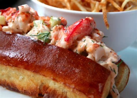 recipe lobster roll dory oyster bar s lobster roll recipe food republic