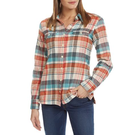 How To Use A Patagonia Gift Card Online - patagonia fjord flannel shirt women
