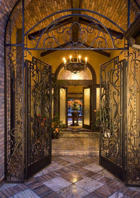 mediterranean home entry robeson design