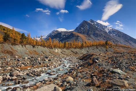 russian mountain altai mountain range images