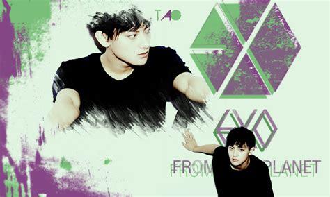 wallpaper exo tao exo m tao wallpaper by anniself on deviantart