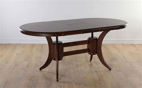 dining room table with extension oval extension dining room tables flatblack co