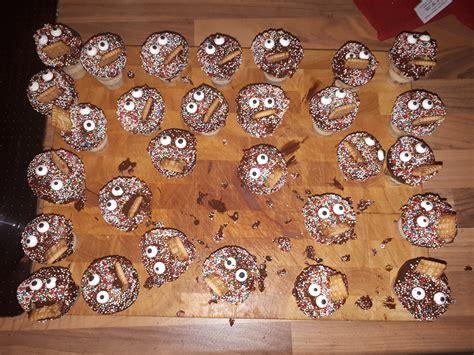 Kuchen Waffelbecher