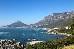 Blind Saint The Twelve Apostles And Lions Head In Cape Town South