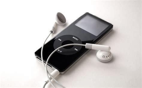 best pod songs black ipod earphones mp3 player wallpaper